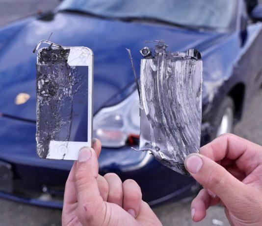 Iphone вместо тормозных колодок