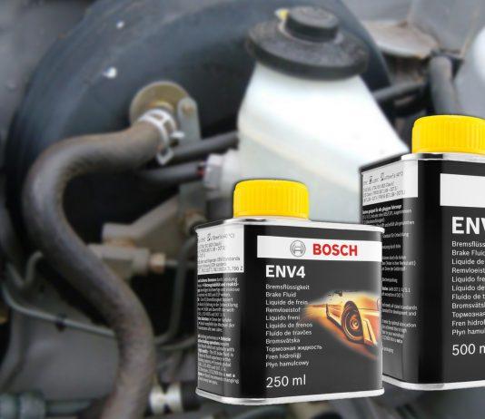 Тормозная жидкость Bosch ENV4, ENV6