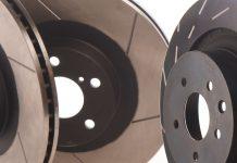 Тормозные диски с насечками - опыт использования