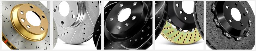 Исследование эффективности тормозных дисков