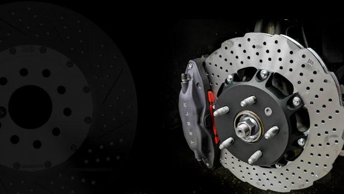Модификации тормозных дисков, сравнение их эффективности