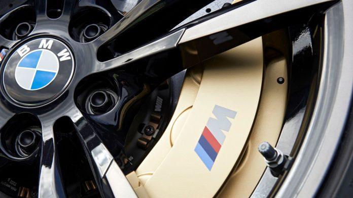 Опции тюнинга тормозов BMW